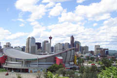 Pengrowth Saddledome - Entertainment - 555 Saddledome Rise SE, Calgary, AB, Canada