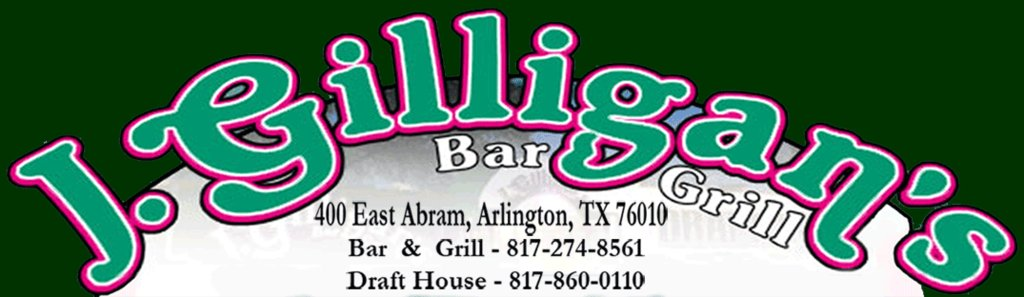J. Gilligan's Bar And Grill - Restaurants - 407 E South St, Arlington, TX, 76010