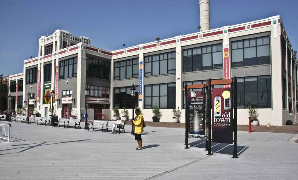 Torpedo Factory - Reception Sites, Attractions/Entertainment - 105 N Union St, Alexandria, VA, 22314, US