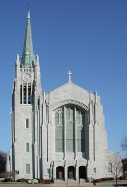 Sacred Heart Church - Ceremony Sites - 1307 17th St, Moline, IL, United States