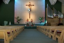 Holy Family Catholic Church - Ceremony Sites - 24 Pope Ave, Hilton Head Isle, SC, United States