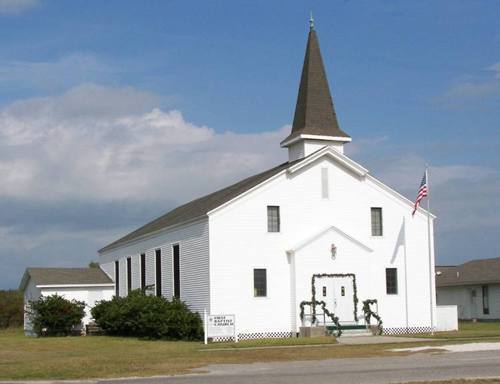 Port O' Connor First Bapist Church - Ceremony Sites - 