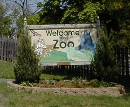 Utica Zoo - Attractions/Entertainment - 99 Steele Hill Rd, Utica, NY, United States