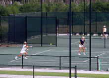 Rosemary Beach Raquet Club - Spas/Fitness -