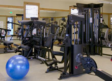 Fitness Center - Spas/Fitness -