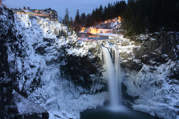 Snoqualmie Falls - Attractions/Entertainment, Parks/Recreation - 6501 Railroad Avenue Southeast, Snoqualmie, WA, United States
