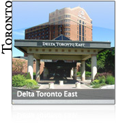 Delta Toronto East - Hotels/Accommodations, Reception Sites, Restaurants - 2035 Kennedy Rd Toronto, Toronto, ON, Canada