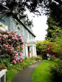 Chambered Nautilus Bed And Breakfast Inn - Hotels/Accommodations - 5005 22nd Ave NE, Seattle, WA, United States