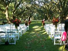 Charles and Amy's Wedding in Murrells Inlet, SC, USA
