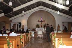 MISA: Iglesia Divino Maestro y Ntra. Sra. de Guadalupe - Ceremonia Religiosa -