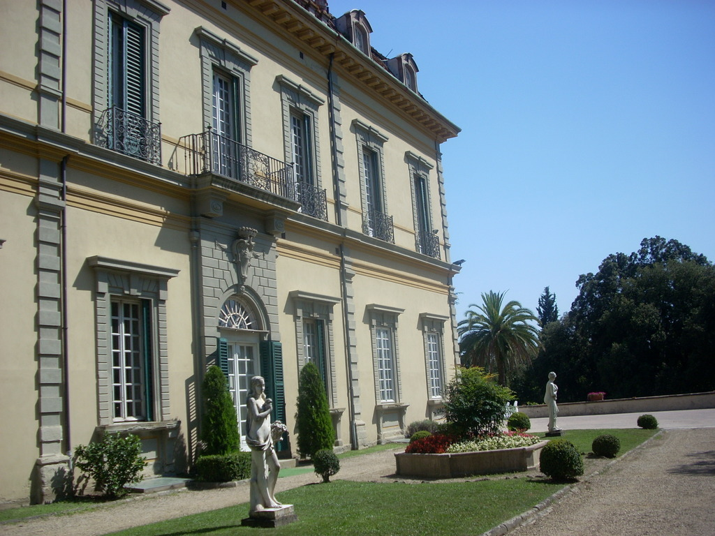 Villa Montalto - Restaurants, Cakes/Candies, Florists - Firenze, Italy