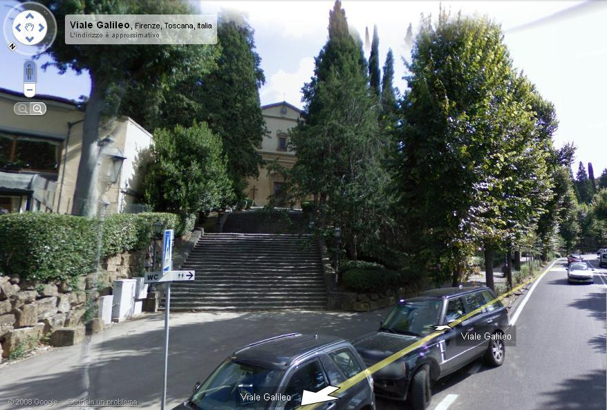 Chiesa Di San Salvatore Al Monte - Ceremony Sites, Attractions/Entertainment - Via di San Niccolò, 48, Florence, Tuscany, Italy