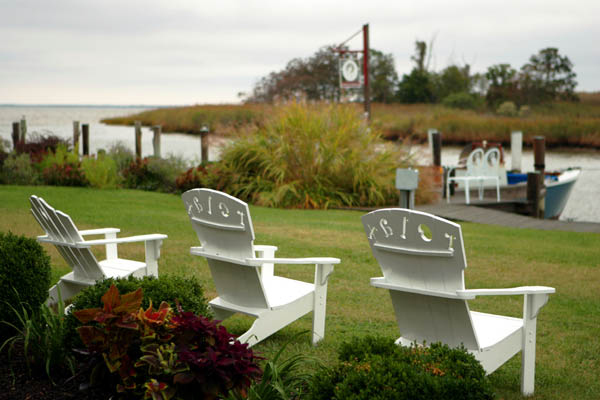 Tilghman Island Inn - Ceremony Sites, Hotels/Accommodations, Reception Sites - 21384 Coopertown Road, Tilghman, MD, United States