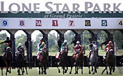 Lone Star Park - Attraction - 1000 Lone Star Parkway, Grand Prairie, Texas, United States