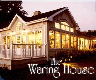Waring House Restaurant & Inn The - Hotels/Accommodations - RR 1, Picton, ON, Canada