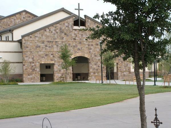 Immaculate Conception Catholic Church - Ceremony Sites - 2255 N Bonnie Brae St, Denton, TX, 76207