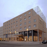 Mercure Hotel - Hotels/Accommodations - F7 5-13, Mannheim, Baden-Württemberg