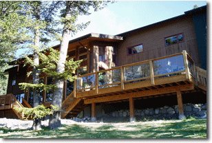 Alpine Club Of Canada Clubhouse - Reception Sites - Indian Flats Rd, Canmore, AB, T1W