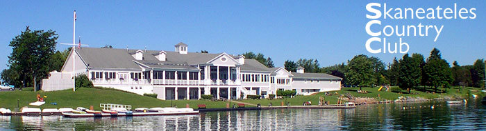Skaneateles Country Club - Golf Courses, Reception Sites - 3344 W Lake Rd, Skaneateles, NY, 13152