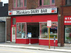 Mickies Dairy Bar - Restaurant - 1511 Monroe Street, Madison, WI, United States