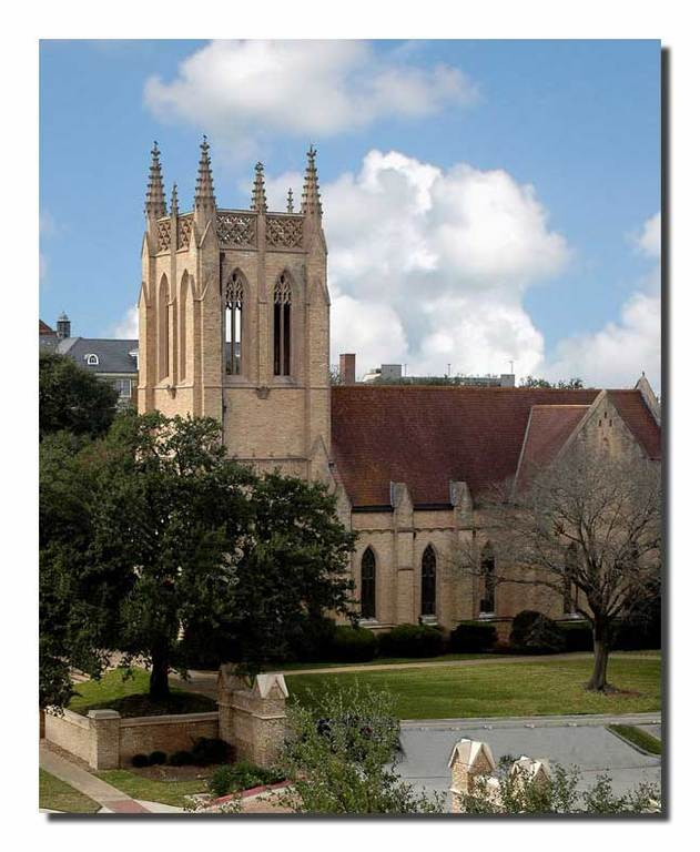 Shelton Chapel - Ceremony Sites - 100 E 27th St, Austin, TX, 78705