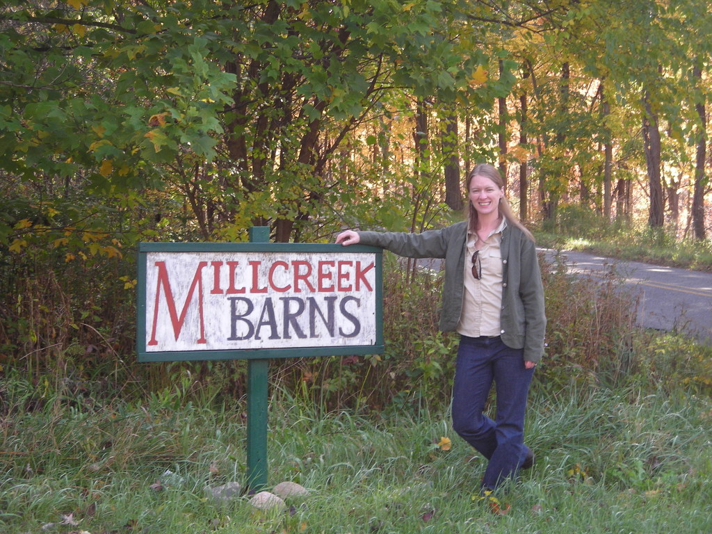 Millcreek Barns - Ceremony Sites, Reception Sites, Ceremony & Reception - 68770 80th Ave, Watervliet, MI, 49098