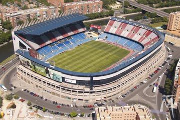 Estadio Vicente Calderón - Attractions/Entertainment - M, Comunidad de Madrid, 28005, ES