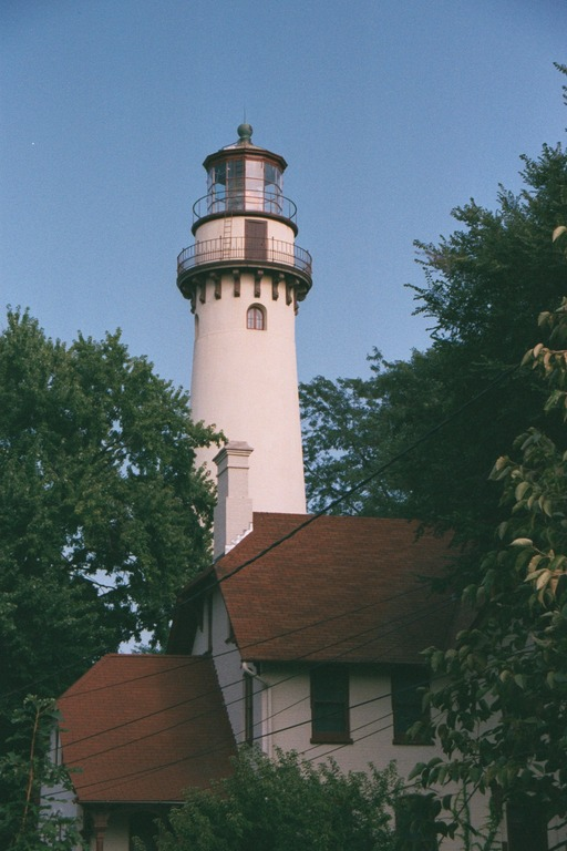 Grosse Point Lighthouse - Attractions/Entertainment, Beaches - 2601 Sheridan Road, Evanston, IL, United States