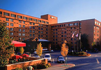 Albany Marriott - Hotels/Accommodations - 189 Wolf Rd, Albany, NY, 12205