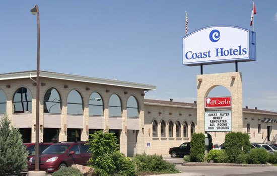 Coast Hotel Medicine Hat - Hotels/Accommodations - 3216 13 Avenue Se, Medicine Hat, AB, Canada