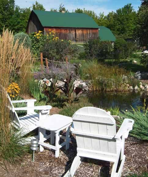Field of Flowers Farm - Florist - 746 South French Road, Lake Leelanau, MI, United States