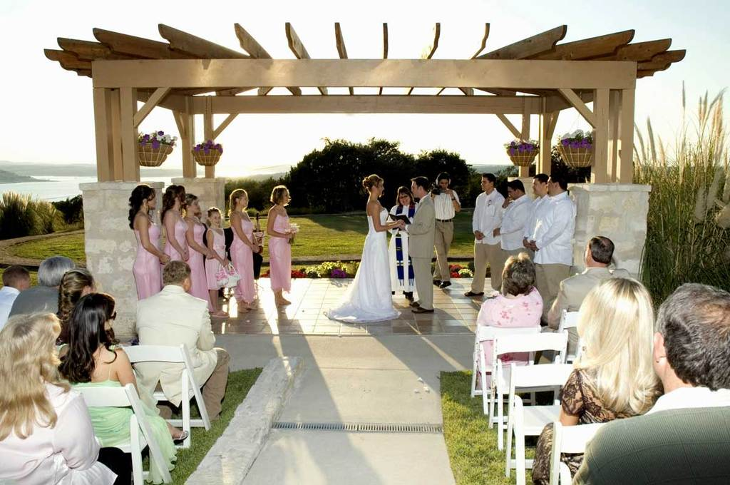 Vintage Villas - Ceremony &amp; Reception, Ceremony Sites, Reception Sites - 4209 Eck Ln, Austin, TX, 78734