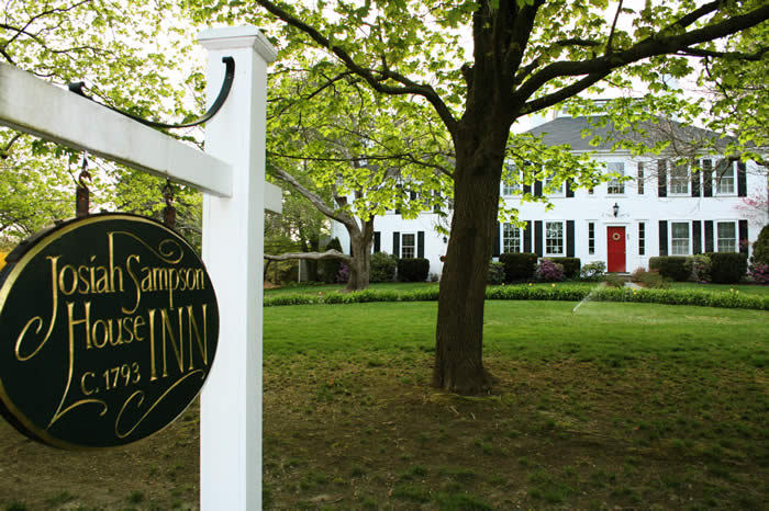 Josiah Sampson House - Hotels/Accommodations - 40 Old Kings Rd, Barnstable Town, MA, 02635, US