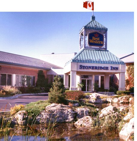 Best Western Stoneridge Inn - Hotels/Accommodations, Reception Sites - 6675 Burtwistle Lane, London, ON, N6L 1H6