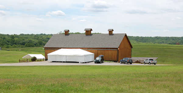 Betsy's Barn - Reception Sites - 226 Cheeseman Rd, Portersville, PA, 16051