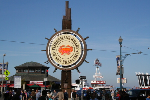 Fisherman's Wharf - Restaurants, Attractions/Entertainment - Fishermans Wharf, San Francisco, CA, US
