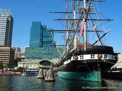 USS Constellation - Museum - 301 East Pratt Street, Baltimore, MD, United States