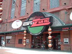 ESPN Zone - Entertainment - 601 East Pratt Street, Baltimore, MD, United States