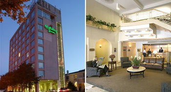 Holiday Inn Downtown - Reception Sites - 222 S Cayuga St, Ithaca, NY, 14850