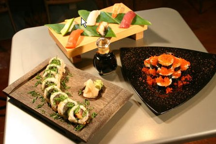 Sushi Rock - Rehearsal Lunch/Dinner - 55-3435 Akoni Pule Hwy, Hawi, HI, 96719