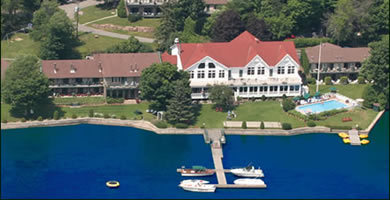 Glen House Resort - Ceremony Sites - 409 1000 Islands Parkway, Gananoque, ON, Canada