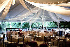 The Pavillion at Calamigos Ranch - Reception - 327 Latigo Canyon Rd, Malibu, CA, 90265