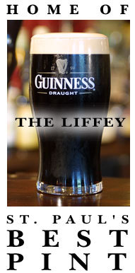 The Liffey - Hotels/Accommodations, Restaurants, Attractions/Entertainment - 242 7th St W, St Paul, MN, 55102