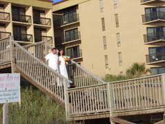 Julie and Joseph's Wedding in Fort Walton Beach, FL, USA
