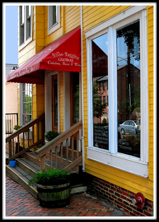 Bilbo Baggins Global Restaurant - Restaurants, After Party Sites - 208 Queen St, Alexandria, VA, 22314