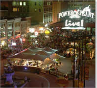 Power Plant Live - Bar - 34 Market Pl, Baltimore, MD, United States