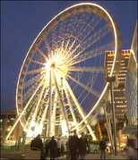 The wheel of Manchester - Attraction -