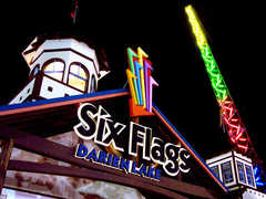 6 Flags Darien Lake Theme Park Resort - Attraction - 9993 Alleghany Rd, Corfu, NY, USA