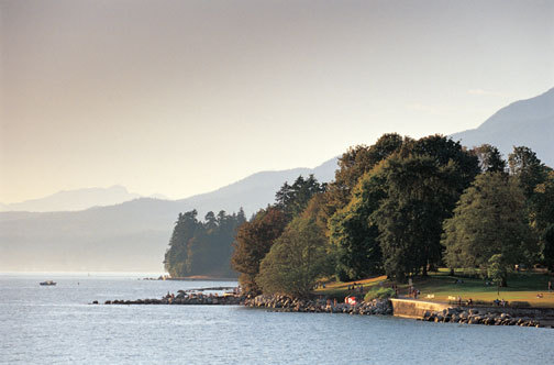 English Bay - Beach - Beaches, Attractions/Entertainment - English Bay Beach, Vancouver, BC, Vancouver, British Columbia, CA