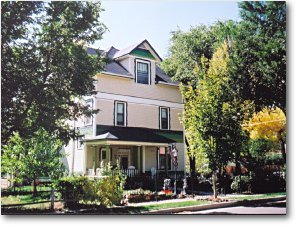 Spurs N Lace B&b - Hotels/Accommodations - 2829 W Pikes Peak Ave, Colorado Springs, CO, 80904